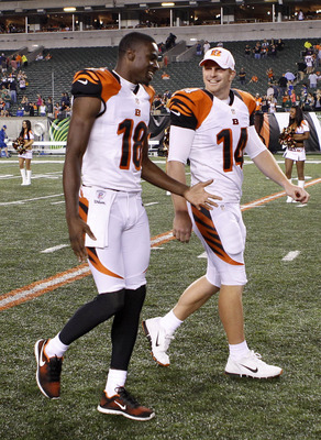 Andy Dalton and A.J. Green need to come up big in December.