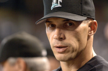 Joe Girardi was hired to replace Jack McKeon as Marlins manager. He lasted one season.