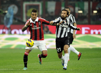 Juventus lose to AC Milan in Serie A as Andrea Pirlo struggles against former club