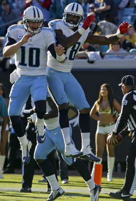 Jake Locker is getting valuable experience for 2013.
