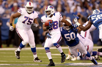 Bills need to feature C.J. Spiller more and Ryan Fitzpatrick less.