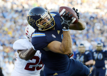 Fauria leads UCLA in TD grabs