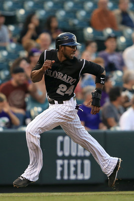 The Rockies could help re-build by dealing Dexter Fowler.