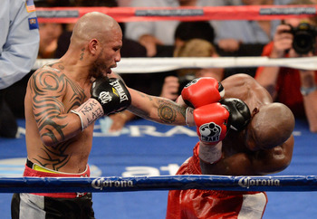 Cotto revitalized himself against Mayweather in a losing effort.