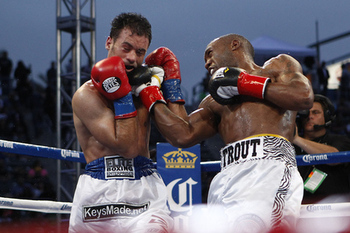 Austin Trout is coming to win and nothing less will do.