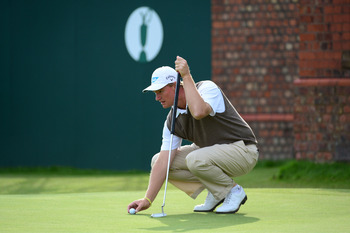 Ernie Els doesn't necessarily like the long putter, but he won an Open Championship with it.