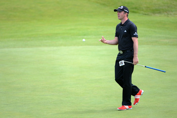 Martin Laird's career has been resurrected by the long putter.