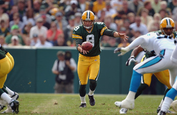 Josh Bidwell earned the starting job as a punter for the Packers a year after fighting cancer.