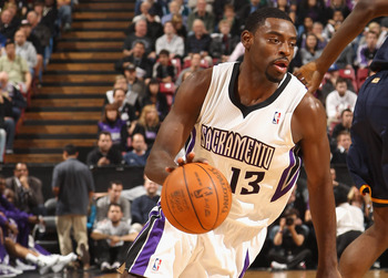 The Kings may look to part ways with Evans by this year's deadline.