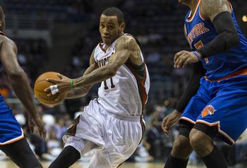 Ellis will likely opt out of his contract with Milwaukee in 2013.