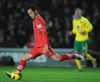 Maya Yoshida has brought some needed stability to the Southampton back four.