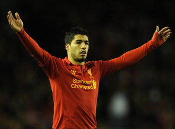 Without Luis Suarez, Liverpool would be in a world of hurt.