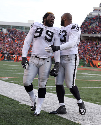 Houston and Kelly finally showed some of the fury the Raiders have lacked in 2012 late against Cincy.