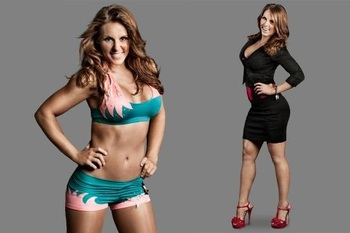 Audrey Marie competed on NXT this week (image credit: InYourHeadOnline.com)