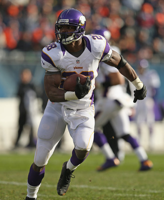 Adrian Peterson has shown a remarkable ability to come back from injuries and still be productive.