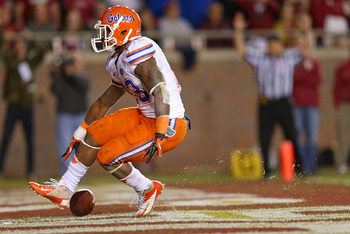 Florida RB Mike Gillislee