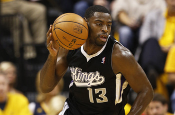 Tyreke Evans will be a handful