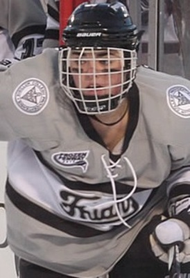 Beth Hanrahan, Obtained from Hockey East http://www.hockeyeastonline.com/women/pres1213/201211/nov26wwr.php
