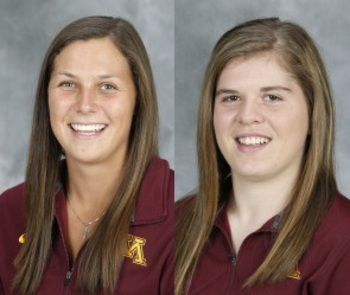 Images courtesy of Golden Gophers athletics