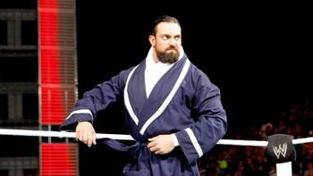 Damien Sandow (Courtesy of WWE.com)
