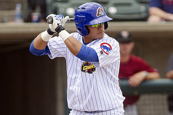 SS Javier Baez // Courtesy of MiLB.com