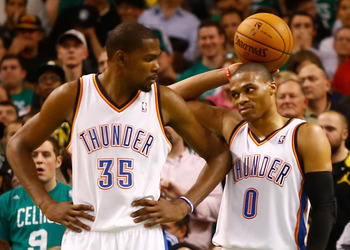 OKC will be vulnerable against Mavs