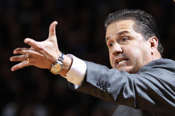 John Calipari's squad will get better throughout the year