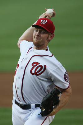 Stephen Strasburg will be back to lead an outstanding Washington Nationals starting rotation in 2013.