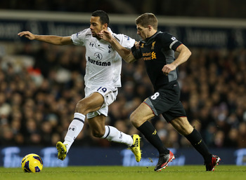 Moussa Dembele will make his first return trip to Craven Cottage on Saturday.