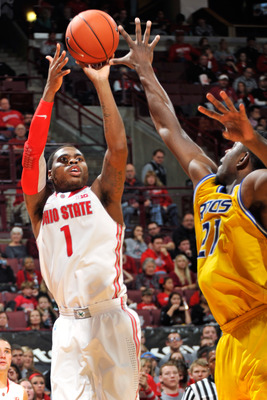 Deshaun Thomas will need to step up for the Buckeyes who lost two of last year's starters