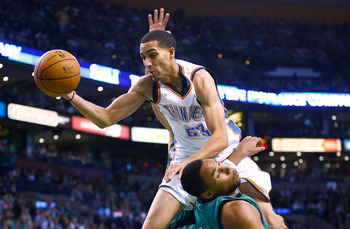 Kevin Martin's role with the Thunder moving forward is something to watch.