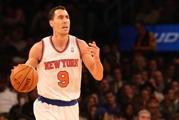 Prigioni has stepped his game up in recent weeks.