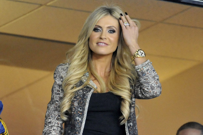 CARSON, CA - NOVEMBER 20: Claudine Keane is seen at the MLS cup final held at The Home Depot Center on November 20, 2011 in Carson, California. (Photo by Toby Canham/Getty Images)