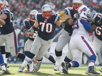 Despite nagging injuries, Mankins is reliable when on the field.