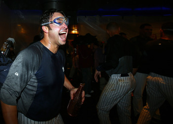 Don't worry, be happy. That's the only way Nick Swisher knows how to live.