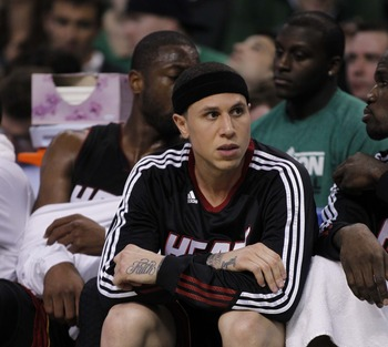 The Heat would have been better off with Mike Bibby on the bench.
