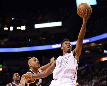 Norris Cole's improvement is important to the Heat's future.