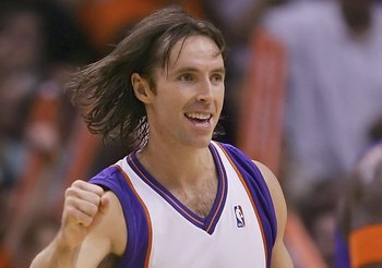 Steve Nash has all the intangibles of an elite point guard.