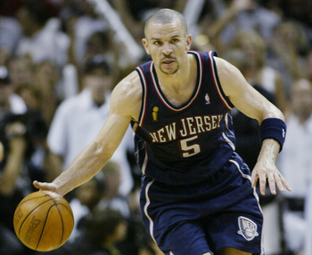 Jason Kidd is one of the all-time great point guards.