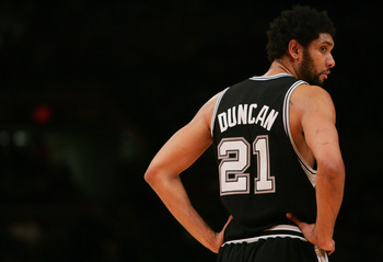Despite lacking the flair of a superstar, Tim Duncan is an all-time great.