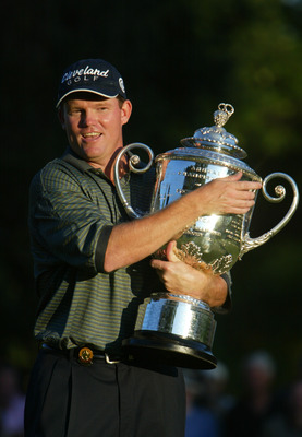 Shaun Micheel won the 2003 PGA Championship.
