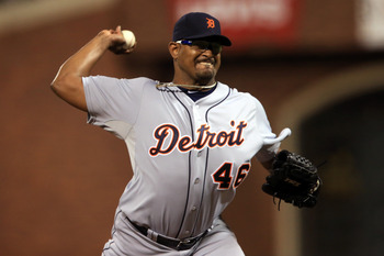 Who will replace Jose Valverde as Tigers' closer in 2013?