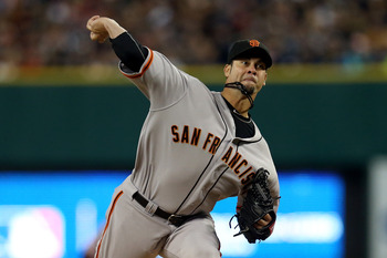 Ryan Vogelsong was the Giants' most reliable pitcher in the postseason.