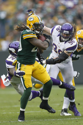 Minnesota's defense allowed the Packers to convert on 9 of 16 third down attempts.