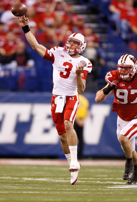 Taylor 'T-Magic' Martinez is Nebraska's driving force