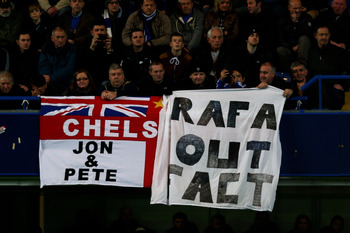 The Chelsea faithful may get their wishes granted sooner rather than later.