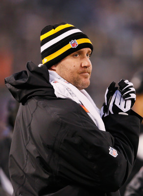 Roethlisberger hasn't played a full season since 2008.