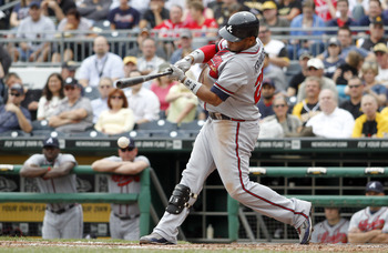 Juan Francisco is one of the internal options for the Braves.