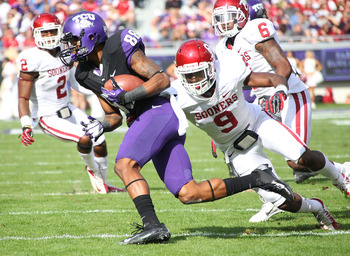 TCU poses a formidable rushing attack.