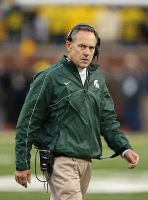 The Spartans have lost a number of close games this season.
